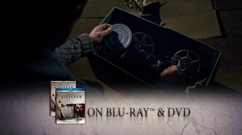 Sinister Blu-ray and DVD TV Spot - Thumbnail 4