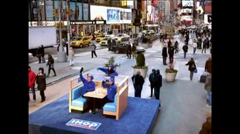 IHOP Griddle Melts TV Spot, 'Times Square'