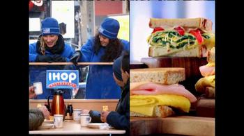 IHOP Griddle Melts TV Spot, 'Times Square' - Thumbnail 2