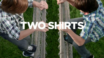 JCPenney TV Spot, 'Compare: Shirts' - Thumbnail 1