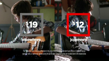 JCPenney TV Spot, 'Compare: Shirts' - Thumbnail 8