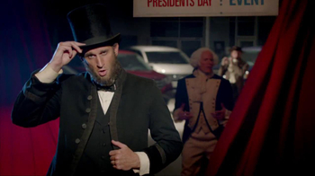 Honda Presidents Day Sales Event TV Spot, 'R&B Presidents' - Thumbnail 2
