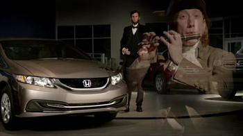 Honda Presidents Day Sales Event TV Spot, 'R&B Presidents' - Thumbnail 4