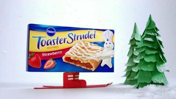 Pillsbury Toaster Strudel TV Spot, 'Snow Day' - Thumbnail 4