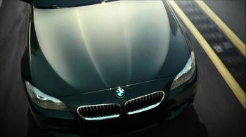 2013 BMW 5 Series TV Spot, 'What you Love' - Thumbnail 2