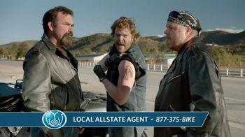 Allstate Motorcycle TV Spot, 'Centaur Tattoo'