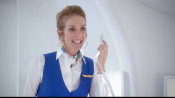 Old Navy TV Spot, 'Airplane Jean Sale' Featuring Julie Hagerty - Thumbnail 3