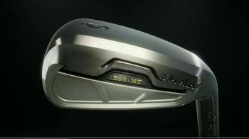 Cleveland Golf Irons TV Spot Featuring Keegan Bradley - Thumbnail 7