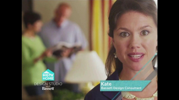 Bassett HGTV Home Design Studio TV Spot  - Thumbnail 5