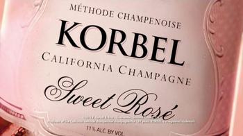 Korbel Sweet Rose Spot, 'I'm so Glad' - Thumbnail 1