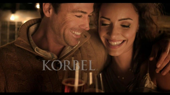 Korbel Sweet Rose Spot, 'I'm so Glad'