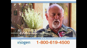 Inogen One TV Spot, 'Attention' - Thumbnail 8