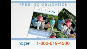 Inogen One TV Spot, 'Attention' - Thumbnail 9