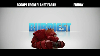 Escape From Planet Earth  - Alternate Trailer 14
