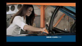 DRIVE4COPD TV Spot Featuring Danica Patrick - Thumbnail 8