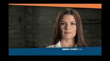 DRIVE4COPD TV Spot Featuring Danica Patrick - Thumbnail 9