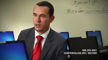 Charter College TV Spot 'Military Grads' - Thumbnail 5