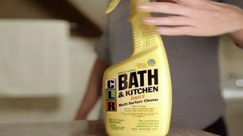 CLR Bath & Kitchen TV Spot, 'Video Games'