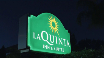 LaQuinta Inns and Suites TV Spot, 'All the Stops' - Thumbnail 1