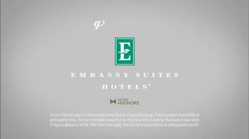 Embassy Suites Hotels TV Spot, 'Handle Anything' - Thumbnail 7
