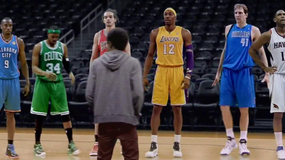 NBA Ticket Pick TV Commercial,  Featuring Al Horford, Ricky Rubio
