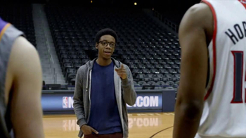 NBA Ticket Pick TV Spot,  Featuring Al Horford, Ricky Rubio - Thumbnail 3