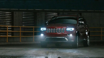 2014 Jeep Grand Cherokee TV Spot, 'Every Inch' Featuring Al Pacino - Thumbnail 8