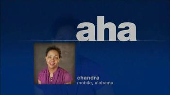 Mutual of Omaha TV Spot, 'Aha Moment: Chandra'