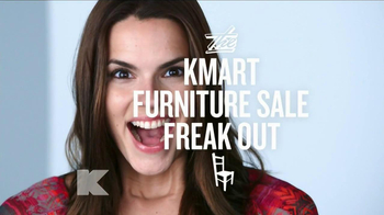Kmart TV Spot, 'Furniture Sale Freak Out'  - 490 commercial airings