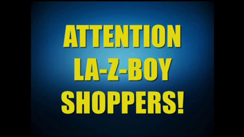 La-Z-Boy Inventory Overstock Sell-Off TV Spot, 'Final Week' - Thumbnail 1