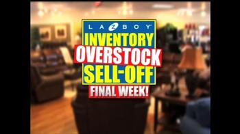 La-Z-Boy Inventory Overstock Sell-Off TV Spot, 'Final Week' - Thumbnail 3