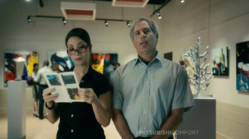 Mitsubishi Electric Comfort TV Spot, 'Musuem' Featuring Fred Couples