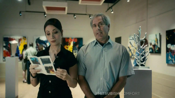 Mitsubishi Electric Comfort TV Spot, 'Musuem' Featuring Fred Couples - Thumbnail 4