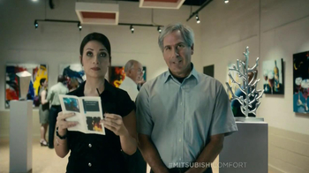 Mitsubishi Electric Comfort TV Spot, 'Musuem' Featuring Fred Couples - Thumbnail 5