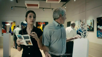 Mitsubishi Electric Comfort TV Spot, 'Musuem' Featuring Fred Couples - Thumbnail 6