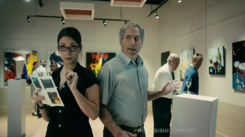 Mitsubishi Electric Comfort TV Spot, 'Musuem' Featuring Fred Couples - Thumbnail 7