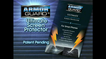 Armor Guard TV Spot