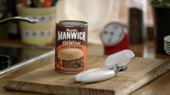 Hunt's Manwich Sloppy Joe Sauce TV Spot, 'Can Opener' - Thumbnail 7