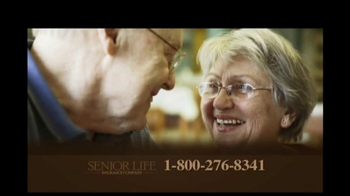 Senior Life Insurance Company TV Spot