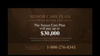 Senior Life Insurance Company TV Spot - Thumbnail 3