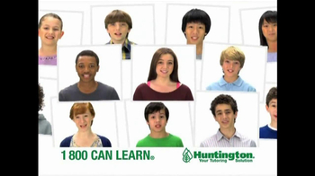Huntington Learning Center TV Spot, 'School Subjects'