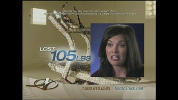 Nordic Track X9 TV Spot Featuring Jillian Michaels - Thumbnail 8