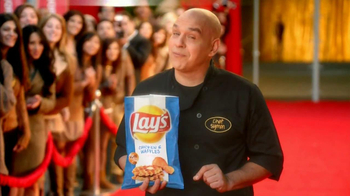 Lay's TV Spot, 'Chip Finalists' Featuring Eva Longoria, Michael Symon - Thumbnail 2