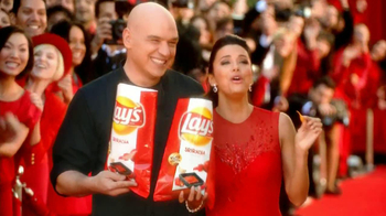 Lay's TV Spot, 'Chip Finalists' Featuring Eva Longoria, Michael Symon
