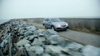 2013 Acura RDX TV Spot, 'ALG Evaluation' - Thumbnail 4