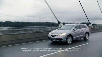 2013 Acura RDX TV Spot, 'ALG Evaluation' - Thumbnail 5