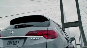 2013 Acura RDX TV Spot, 'ALG Evaluation' - Thumbnail 6