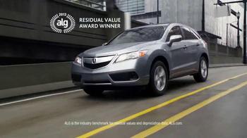2013 Acura RDX TV Spot, 'ALG Evaluation' - Thumbnail 7