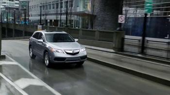 2013 Acura RDX TV Spot, 'ALG Evaluation' - Thumbnail 8
