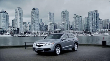 2013 Acura RDX TV Spot, 'ALG Evaluation' - 943 commercial airings